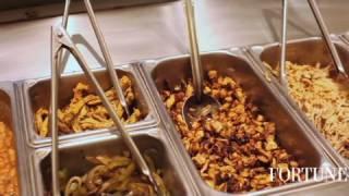 Inside a Chipotle test kitchen