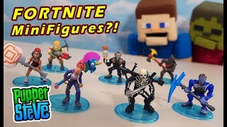 FORTNITE Mystery Mini Blind Box Figures! RARE Battle Royale Moose Toys Collection!