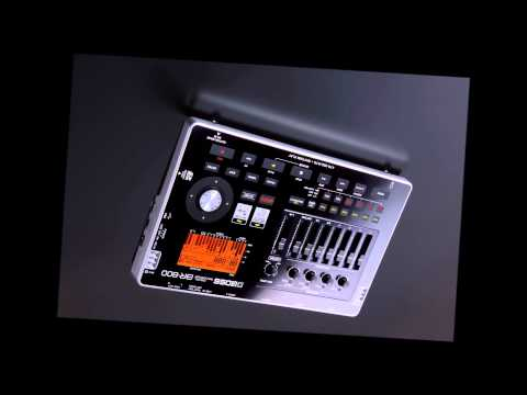 Roland BOSS BR-800 Promo Add