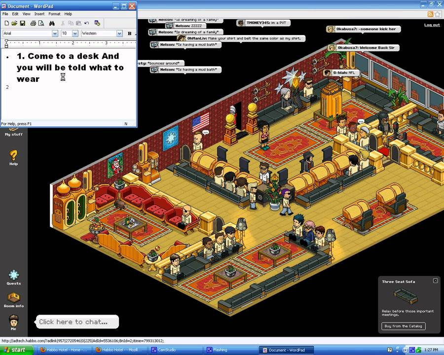 how to make the habbo 4chan guy