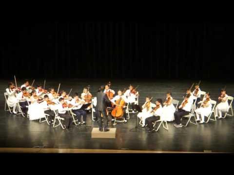 七賢弦樂團演奏 聖保羅