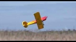 RC飛行機、スペースウオーカー