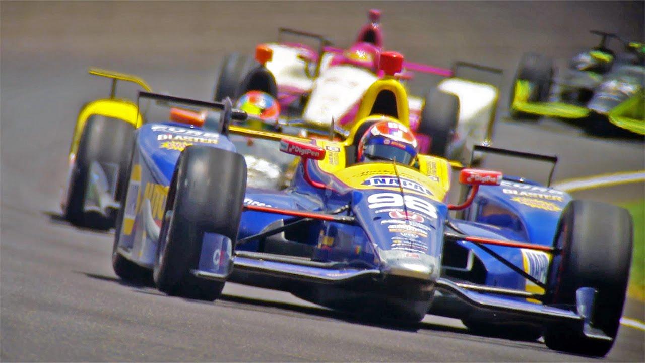 A Winning Strategy: Inside Alexander Rossi\'s Indy 500 Win! - Motor ...