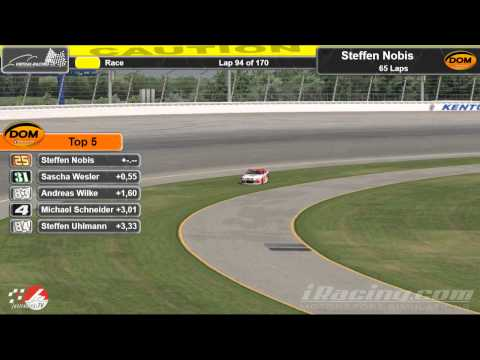 Virtual Racing e.V. - DOM - Finale - Kentucky