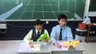 聖公會陳融中學中三博覽會 3K SHINY !!!