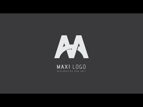 Professional Logo Design | Adobe Illustrator CC | Tutorial ( Typography )