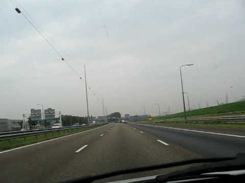 A15 Industrial Freeway, Rotterdam