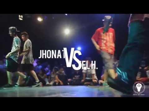 B²D Reloaded  Jonathan Leal vs Gabriel Henrique Wins  Oitavas de Final