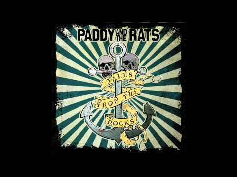 Paddy And The Rats - Scums of the Seven Seas (official audio)