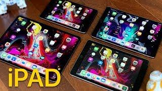 iPad vs. Air vs. mini vs. Pro: Which should you buy?