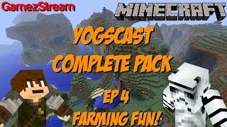 YOGSCAST Complete Pack! Ep 4 - FARMING FUN!! Thumbnail
