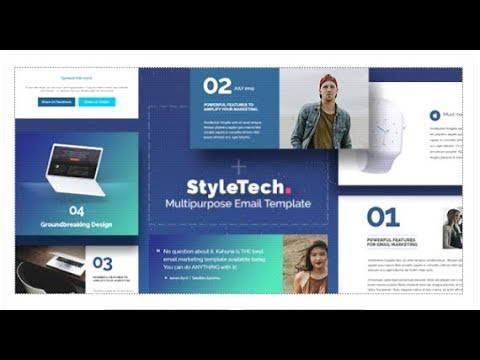 download email template