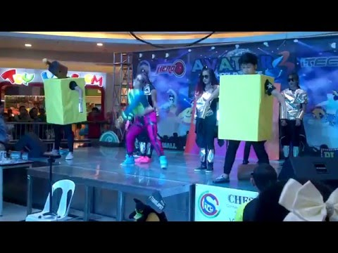 Built For This performed by Just Dance Crew