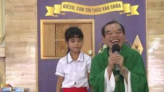 GDTM - Bài giảng Lòng Thương Xót Chúa ngày 30/7/2017