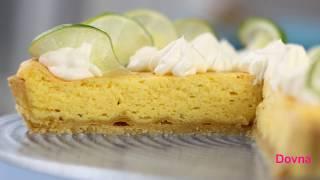 лимонный пирог ключик рецепт
