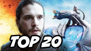 Game Of Thrones Season 7 SXSW TOP 20 WTF Teasers