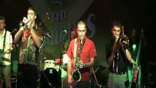 """Enter the Dragon theme"" - The Sabaudians @ Jazz Club"