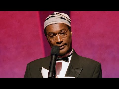 Paul Mooney RIP - Oakland Comedian Made America's Cultural Robbing Of Black Culture Funny - Vlog