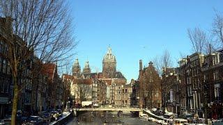 Город Амстердам Достопримечательности Амстердама(В видео Вы увидите город Амстердам и достопримечательности Амстердама. У столицы Нидерландов Амстердама..., 2014-08-25T15:18:30.000Z)