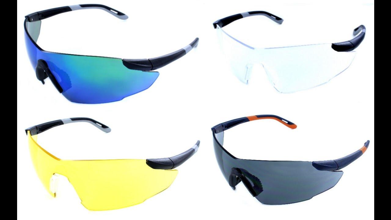 c76ad99b961f Sports Safety Eyewear - Indiegogo Campaign - YouTube