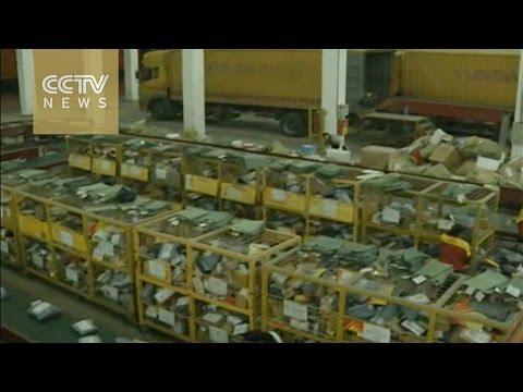 China's singles break online shopping records