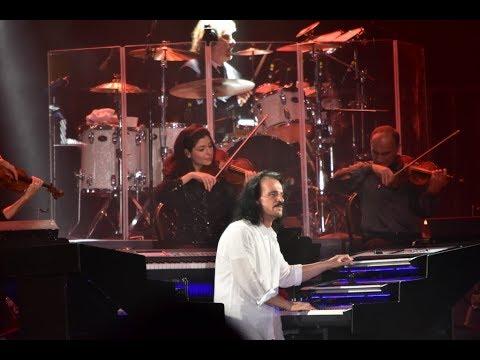Yanni -  Until The Last Moment (Live at KAEC, Jeddah, KSA 2017) HD