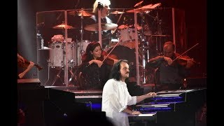 Yanni -  Until The Last Moment (Live at KAEC, Jeddah, KSA 2017) HD