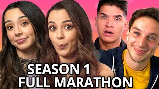 The MERRELL TWINS FIND LOVE! Twin My Heart Season 1 FULL SHOW