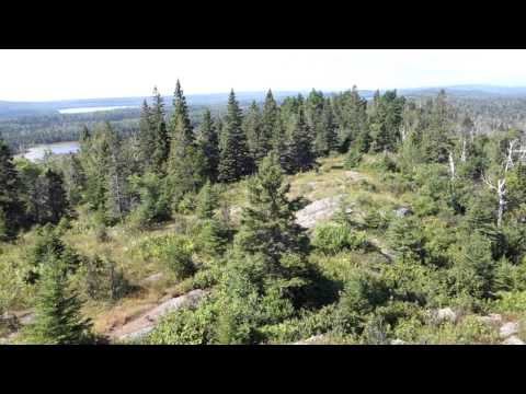Isle Royale- Greenstone Ridge trail