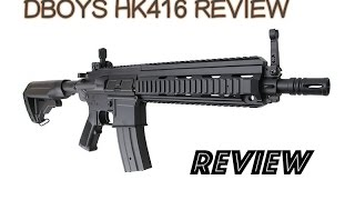 REVIEW of HK416 (by Dboys) You can buy a gun on: http://bit.ly/1TAB...