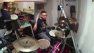 Between the Buried and Me - Yellow Eyes (Drum Cover)