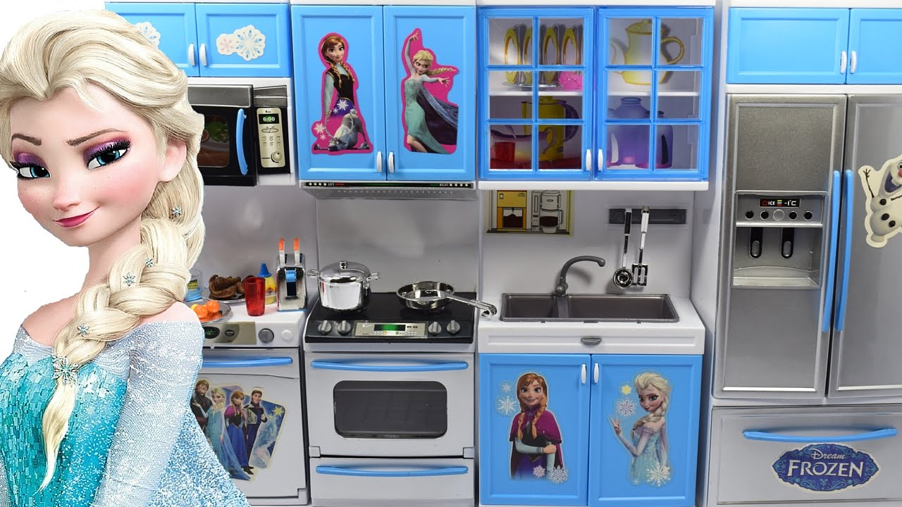 Toy Kitchen Set Cooking Playset For Children Cooking Toys