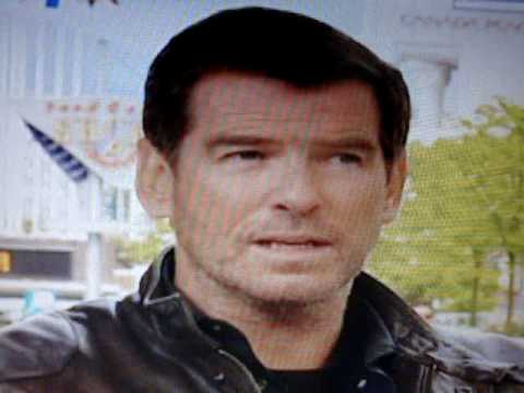 Pierce Brosnan Shattered 2007 interview