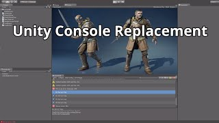 Console Enhanced Pro for Unity