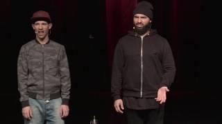 Når danskere skal lege tæsk - Hva Sker Der Dansker TOUR 2016