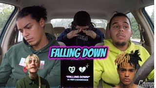 LiL Peep & XXXTENTACION - Falling Down (REACTION REVIEW) R.I.P.