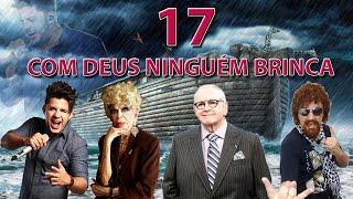 Gambar cover COM DEUS NINGUÉM BRINCA 17
