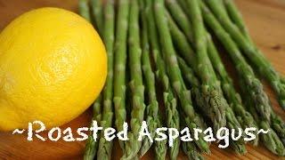 ~Roasted Asparagus~/ Спаржа запеченная в духовке(My blog - http://alinaspantry.blogspot.com/2016/03/roasted-asparagus.html Рецепт на русском: Ингредиенты: 1 связка спаржи (около 30 штук) 1 ч.л..., 2016-02-25T20:11:54.000Z)