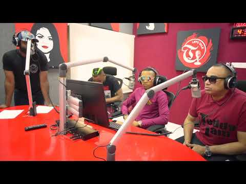 Tekno & Dj Teddy Jam Live interview By TFM Radio Station Muscat Oman