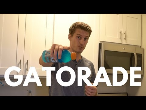 Should You Drink Gatorade?