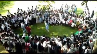 Waw so nice local assamese song dance by at girl student