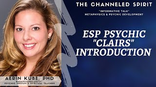ESP Psychic Clairs Introduction