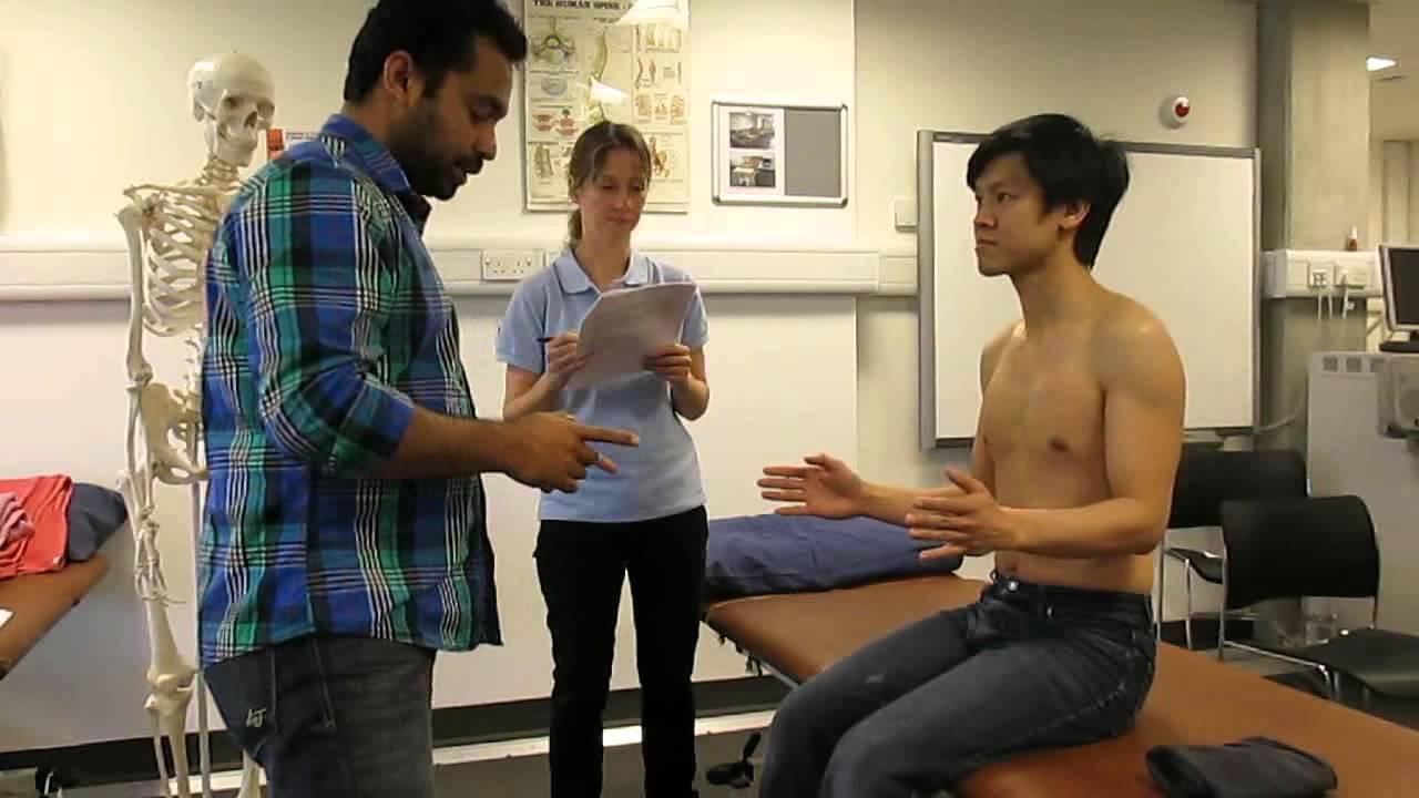 Anatomy Mock Viva: Question 3 Negative Example - YouTube