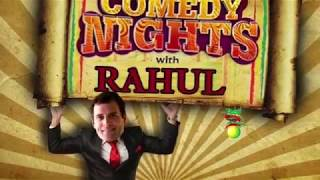 Comedy Nights With Rahul Gandhi