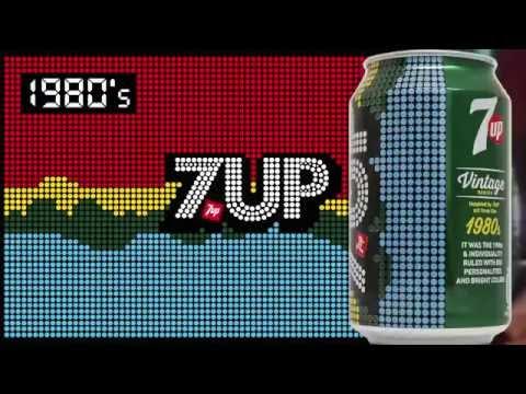 7up Argentina | Vintage