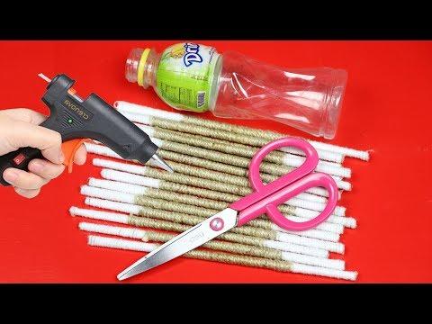 creative-art-and-craft---diy-home-decor-jute-crafts-|-jute-craft-for-home-decorating-ideas-handmade