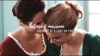héloïse & marianne | portrait of a lady on fire (their story)