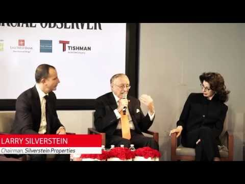 Commercial Observer - Larry Silverstein on Downtown Redevelopment