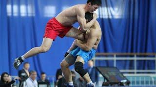 Республиканский турнир по борьбе хапсаҕай «Хаҥалас Хапсаҕайа» (день 2 - утро)