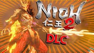 Nioh 2 The Tengu's Disciple DLC - Crossing Swords With THE FINAL BOSS
